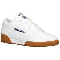 Reebok Workout Low - Men's - White / Tan