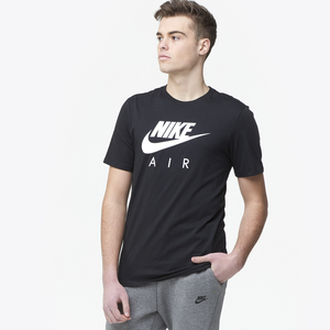 Nike Graphic T-Shirt - Men's - Black/White
