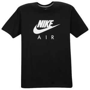 Nike Graphic T-Shirt - Men's - Black/Glow In The Dark