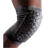 McDavid Teflx Knee/Shin/Elbow Pad - Grey / Black