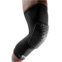 McDavid Teflx Leg Sleeve - Men's - All Black / Black