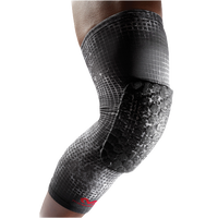 McDavid Teflx Leg Sleeve - Men's - Grey / Black