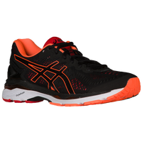 ASICS® GEL-Kayano 23 - Men's - Black / Orange