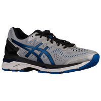 ASICS® GEL-Kayano 23 - Men's - Silver / Blue