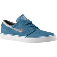 Nike SB Zoom Stefan Janoski - Men's - Blue / Grey
