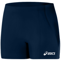 ASICS� Baseline Volleyball  Short - Women's - Navy / Navy