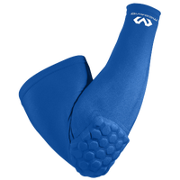 McDavid Hexpad Power Shooter Arm Sleeve - Men's - Blue / Blue