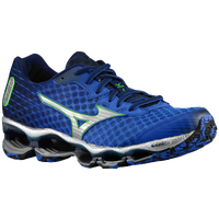 Mizuno Wave Prophecy 4 - Men's - Blue / Silver