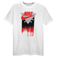 Nike Graphic T-Shirt - Men's - White / Red