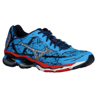 Mizuno Wave Creation 16 - Men's - Light Blue / Silver