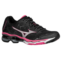 Mizuno Wave Creation 16 - Women's - Black / Silver