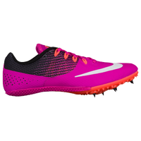 Nike Zoom Rival S 8 - Girls' Grade School - Pink / Black