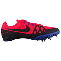 Nike Zoom Rival MD 8 - Girls' Grade School - Red / Black