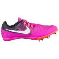 Nike Zoom Rival MD 8 - Girls' Grade School - Pink / Purple