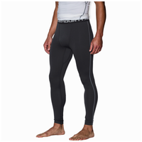 Under Armour ColdGear Armour Compression Tights - Men's - Black / Grey