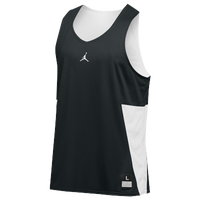 Jordan Team Flight Reversible Tank - Men's - Black / White
