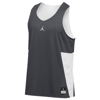 Jordan Team Flight Reversible Tank - Men's - Grey / White