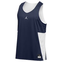 Jordan Team Flight Reversible Tank - Men's - Navy / White