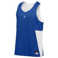Jordan Team Flight Reversible Tank - Men's - Blue / White
