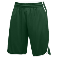 Jordan Team Flight Shorts - Men's - Dark Green / White