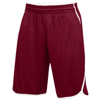 Jordan Team Flight Shorts - Men's - Cardinal / White