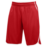Jordan Team Flight Shorts - Men's - Red / White