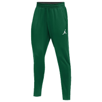 Jordan Team 360 Fleece Pants - Men's - Dark Green / Dark Green