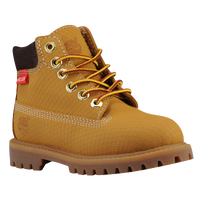 "Timberland 6"" Premium Waterproof Boot - Boys' Toddler - Tan / Brown"