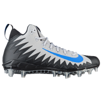 Nike Alpha Menace Pro Mid - Men's - Grey / Blue