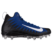 Nike Alpha Menace Pro Mid - Men's - Blue / White