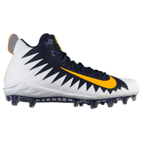 Nike Alpha Menace Pro Mid - Men's - Navy / Gold