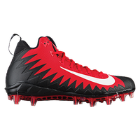 Nike Alpha Menace Pro Mid - Men's - Red / Black