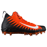Nike Alpha Menace Pro Mid - Men's - Orange / White