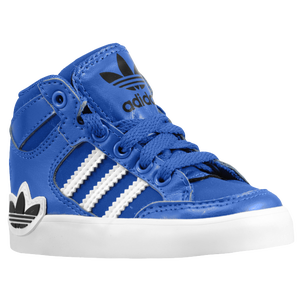 adidas Originals Hard Court Hi - Boys' Toddler - Collegiate Royal/White