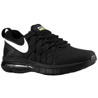 Nike Fingertrap Max Free - Men's - Black / White