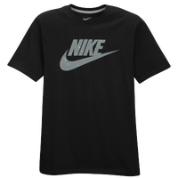 Nike Graphic T-Shirt - Men's - Black / Grey