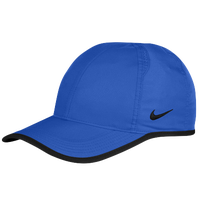 Nike Team Featherlight Cap - Men's - Blue / Black