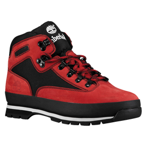 Timberland Euro Hiker - Men's - Red/Black