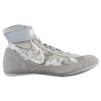 Nike Speedsweep VII - Boys' Grade School - Grey / White