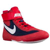 Nike Speedsweep VII - Boys' Grade School - Red / White