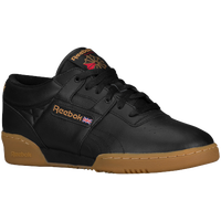 Reebok Workout Low - Men's - Black / Tan
