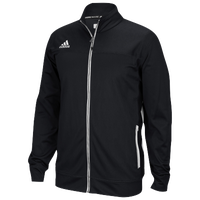 adidas Team Utility Jacket - Men's - Black / White
