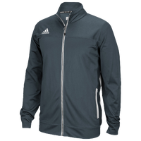 adidas Team Utility Jacket - Men's - Grey / White