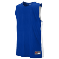 Nike Team League Reversible Tank - Boys' Grade School - Blue / White