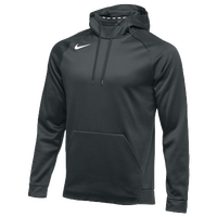 Nike Team Therma Hoodie - Men's - Grey / Grey