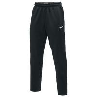 Nike Team Therma Pants - Men's - All Black / Black