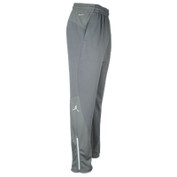 Nike Team Jordan Flight Pants - Men's - Grey / Grey
