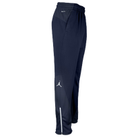 Jordan Team Flight Pants - Men's - Navy / Grey
