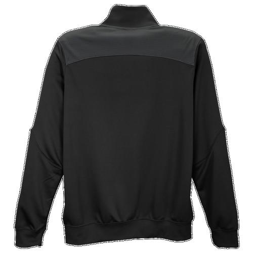 Jordan Team Flight Jacket - Men's - Basketball - Clothing - Black ...