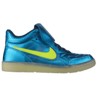 Nike Tiempo '94 Mid - Men's - Blue / Light Green